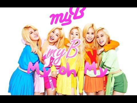MyB - My oh my [Sub. Esp + Han + Rom]