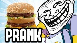 PUBE BURGER - Prank call (hilarious ending)