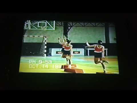 UNIÃO DA VITÓRIA GRUPO DE DANÇA ANOS 90-STEP