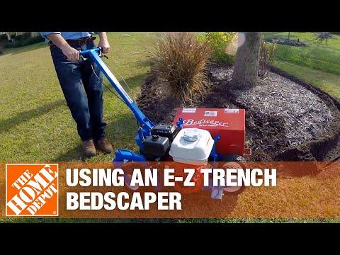 bedscaper/bed-edger- -the-home-depot-rental