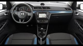 Novidade Novo Volkswagen Gol Connect 2017 - Interior e Exterior (Canal Force Drive)