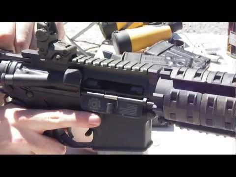 CMMG .22LR Conversion Kit ammo test