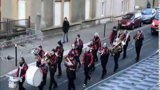 Repeat youtube video Défilé de la sainte Barbe 2016 à Algrange