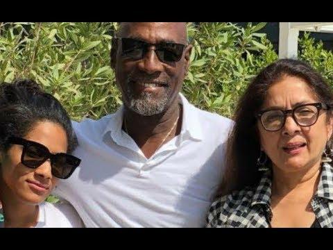 Neena Gupta Viv Richards And Masaba's Family Reunion