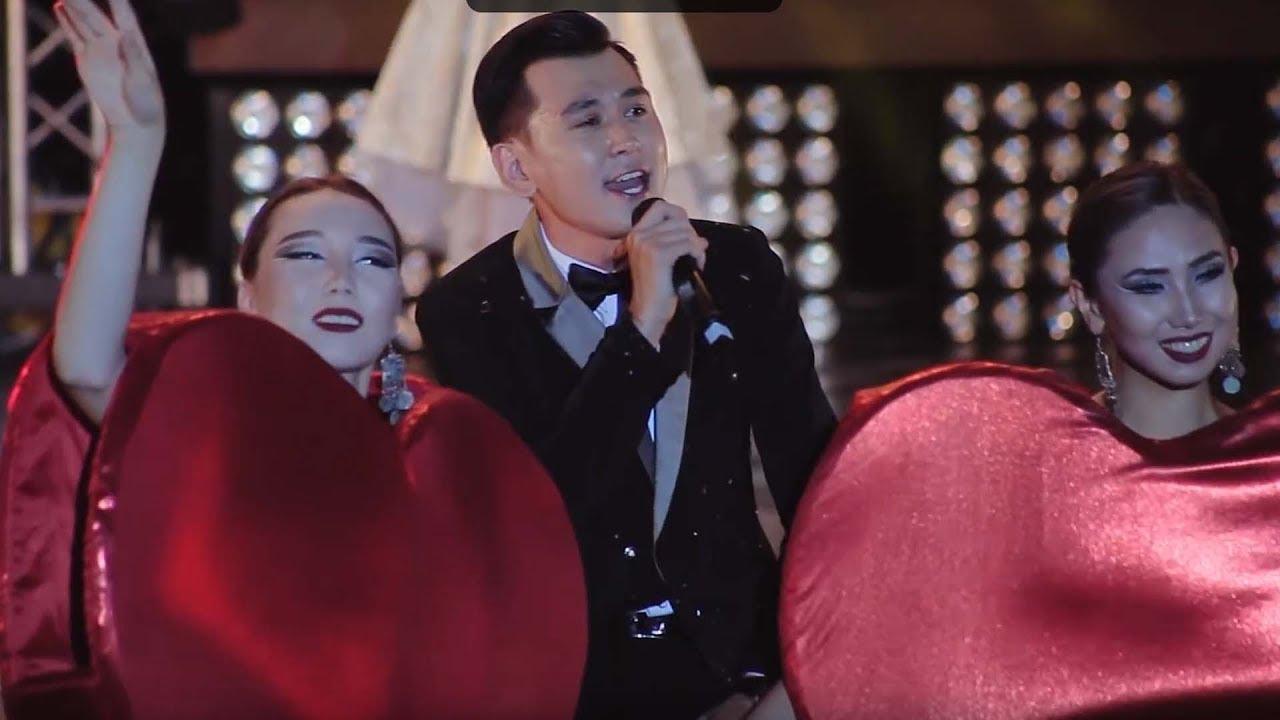 Нурлан Насип / Сольный концерт (Бишкек 2017)