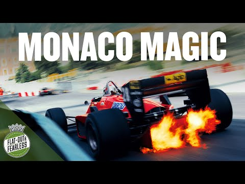 Monaco Memories   Why it is the greatest challenge, by those who know