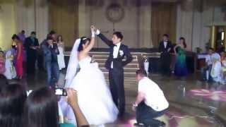 Cупер танец на свадьбе, Караганда, Олимпия, 14.06.2013