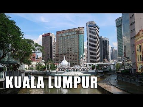 Walk around Kuala Lumpur, Malaysia
