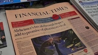 Nikkei buys Financial Times for $1.3 billion