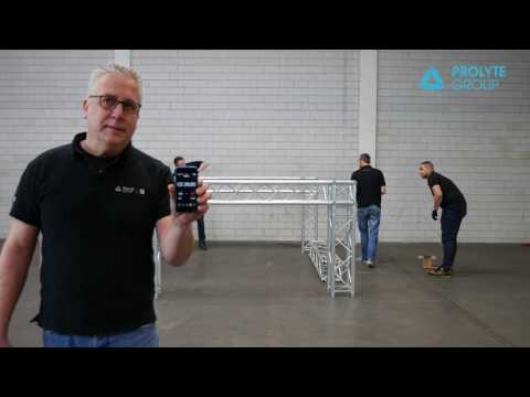 Speed challenge: Prolyte Verto versus H30V truss