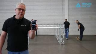 Speed challenge: Prolyte Verto versus H30V truss