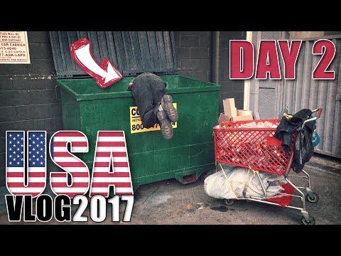 PREHROTILI SME TO │ DEŇ 2 │ USA VLOG 2017
