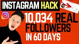 How To Get More Instagram Followers Fast - REAL Hack That WORKS! (2019)