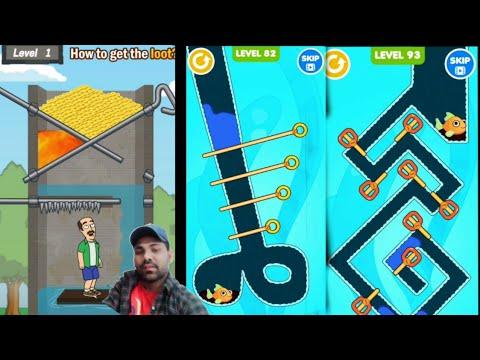 Save Fish Fishdom Game Gameplay..