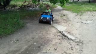 Детский электромобиль tcv 335.(, 2016-07-21T08:32:02.000Z)