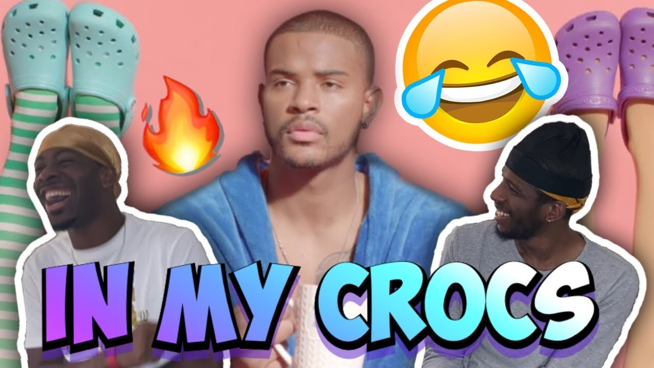 WHAT THIS IS 🔥 !!!!! Trevor Jackson - In My Crocs (Official Video) (FUNNY REACTION)