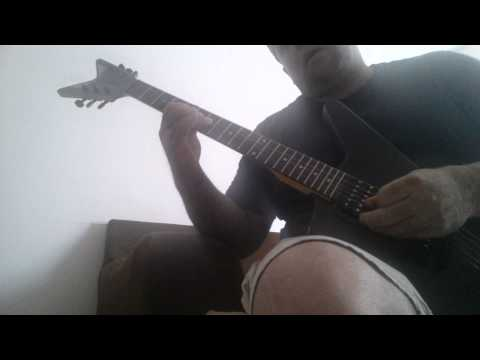 ZM Guitar God Of The Darkness.