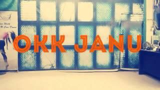 Okk janu dance cover//title# track/singer: A.r Rahman & srinidhi verma