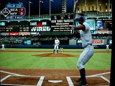 Mlb 06 The Show Career Mode Part 5 Ps2 Youtube