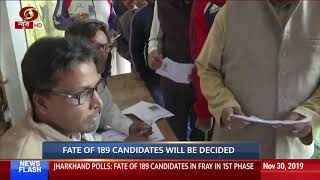 Polling begins for first phase of Jharkhand Assembly elections