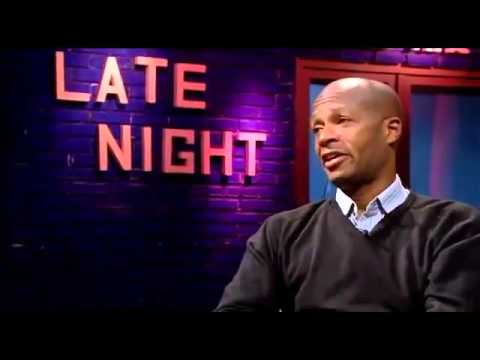 Allegedly Dave - Flat Earth on Late Night with Milenko