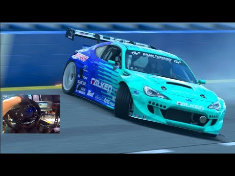 Gran Turismo Sport GoPro FINALLY CAN DRIFT THIS 950HP MONSTER!