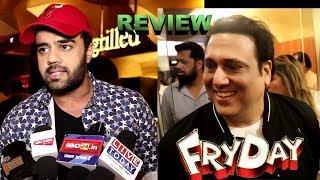 FryDay Movie Review: Govinda Makes Your FryDay A FunDayगोविंदा नए अंदाज़ में कॉमेडी के साथ