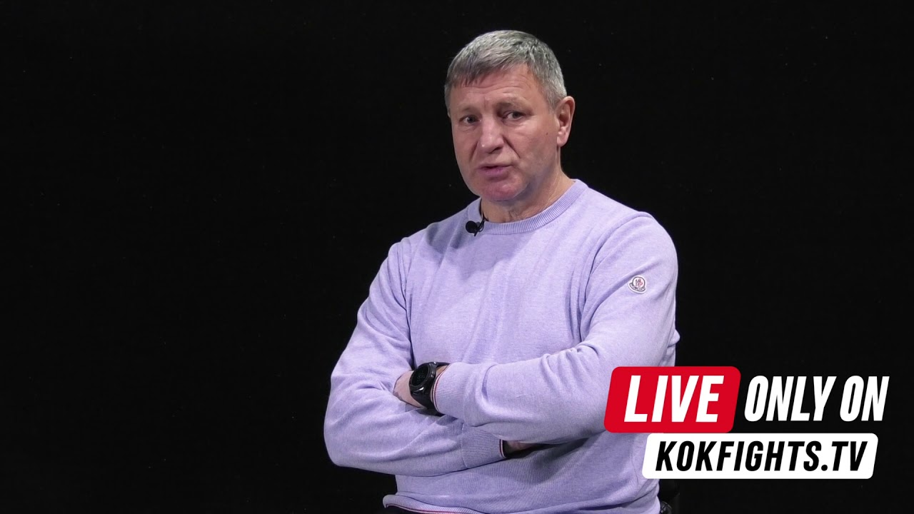 KOK FIGHT SERIES 10.04.2021 TALLINN / Igor Golubev