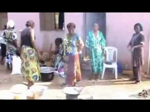 Documentaire Gabonais : Cuisine traditionnelle du Gabon.