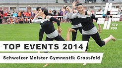 TV Gelterkinden - Schweizer Meister 2014 Gymnastik Grossfeld
