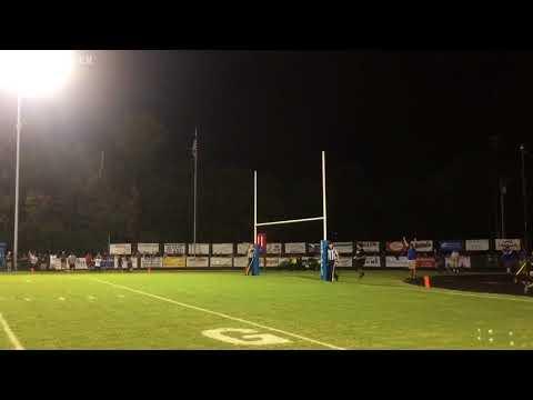 Danville's game-winning field goal vs. Boyle County