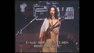 Frank Zappa - Why Does It Hurt When I Pee(Live)Circus Krone Munich 1978