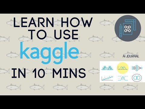 How To Use Kaggle ?