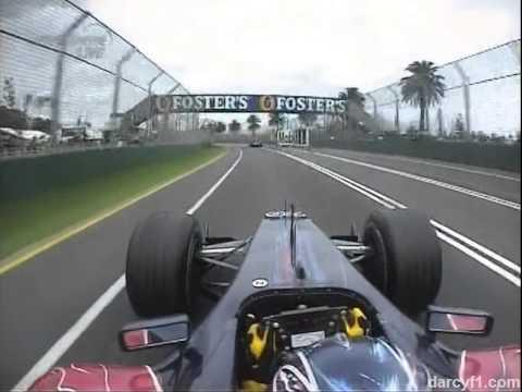 2006 Australian GP - Vitantonio Liuzzi Onboard