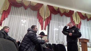 Переатестована поліція Тисмениці    лице реформи   ч 2