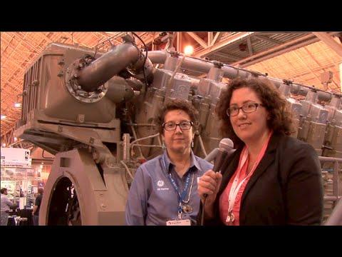 Three Questions for GE Marine's Patti Trites