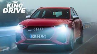 Новая Audi RS Q3 - маленький демон с легендарным мотором под капотом