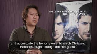 RESIDENT EVIL: VENDETTA (2017) FEATURETTE (HD) CG ANIMATED MOVIE