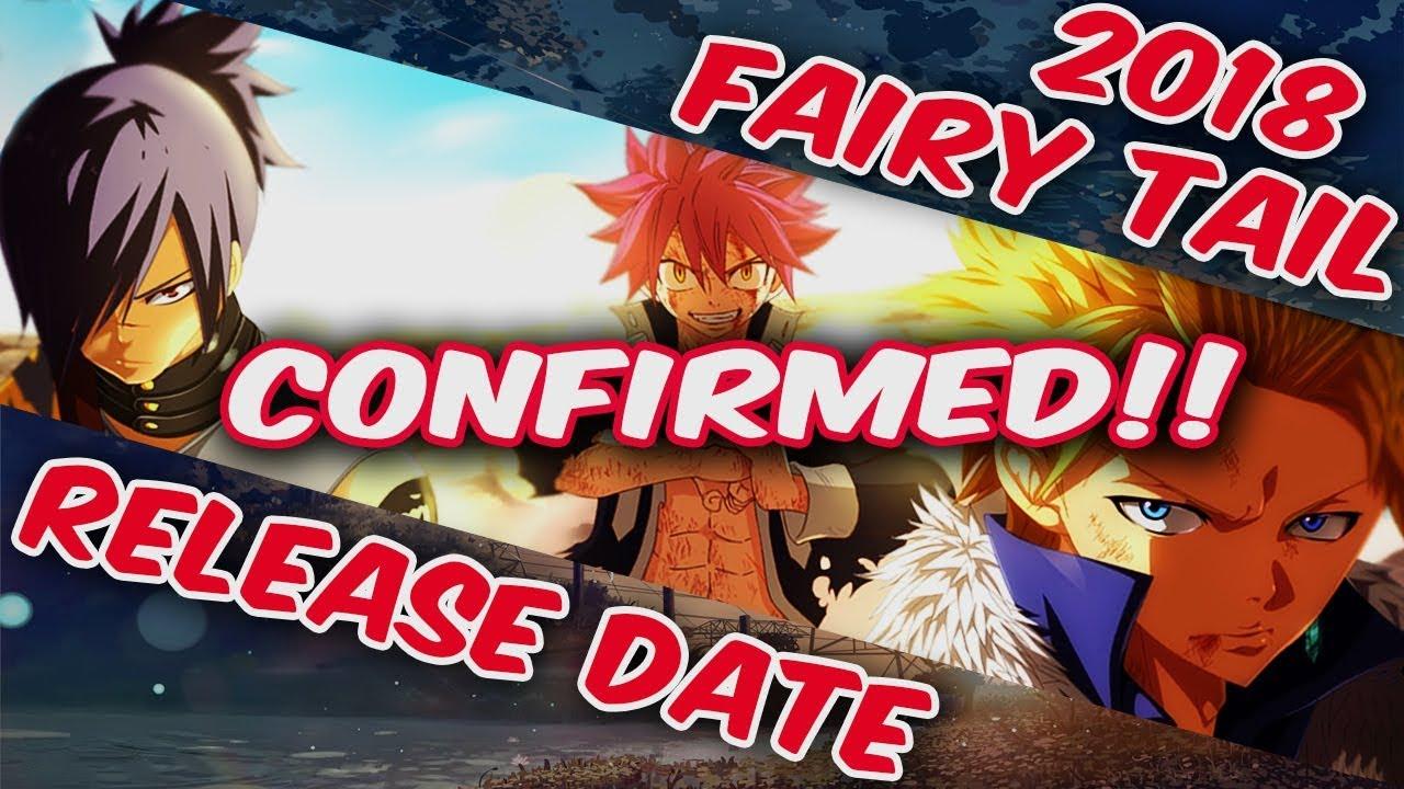 Fairy Tail Season 3 October 2018 Confirmed Final Season Is Coming