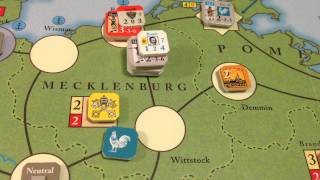 The Thirty Years War - Intervention Scenario - Full Game Report (Intro and Turn 1 of 3)