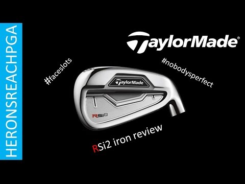 TaylorMade RSi2 iron review