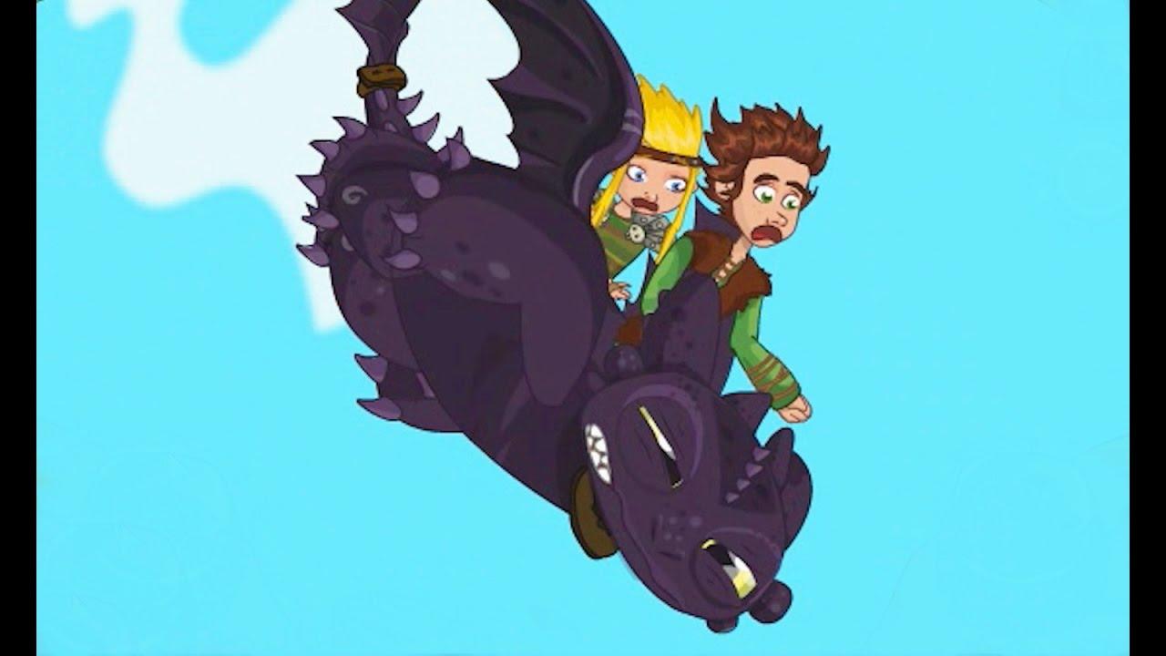 dragons riders of berk game