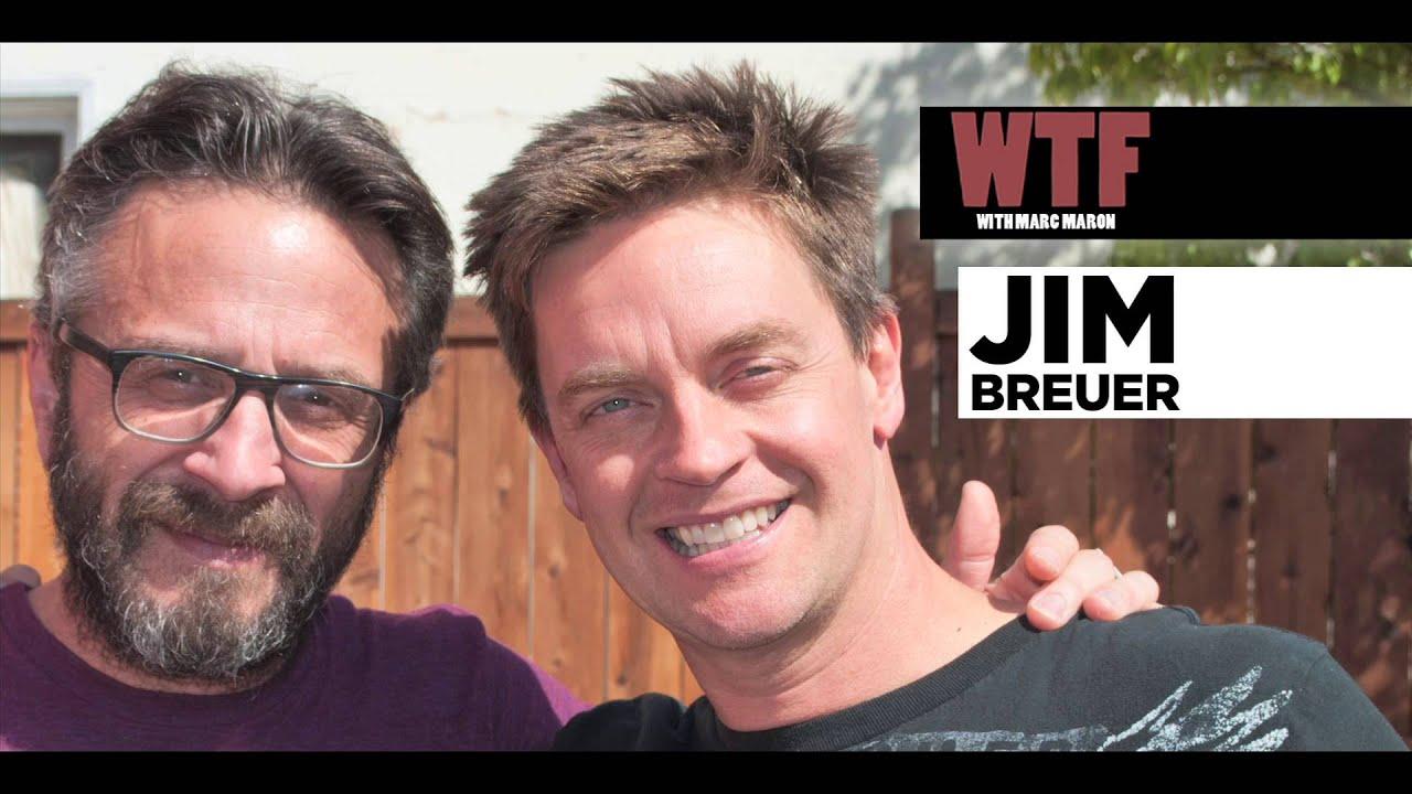 WTF - Jim Breuer & Marc talk how to do radio. - YouTube