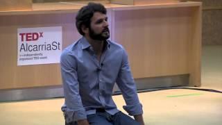 Guía breve para ser extraordinario | David Criado | TEDxAlcarriaSt