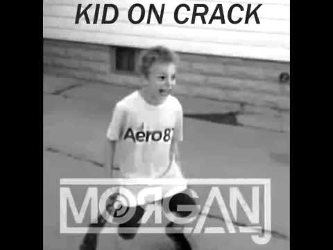 MorganJ - Kid On Crack (Ahii Bounce Mix) [Full Version]