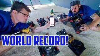 World Record Klipsch Home Thea…