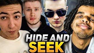 POWRÓT EKIPY! - Hide and Seek