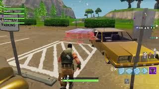Fortnite no pickaxe bug