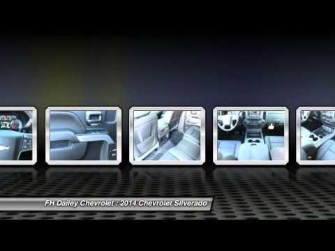 2014 Chevrolet Silverado Fh Dailey Chevrolet Bay Area San Leandro Ca 5282
