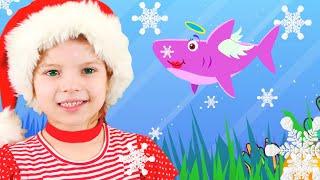 Bebé Tiburón Canción | La navidad - Cancion Infantil | Canciones Infantiles con Nicole